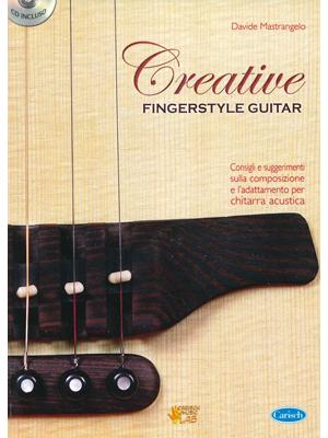 CREATIVE FINGERSTYLE GUITAR