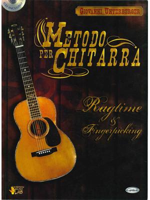 METODO PER CHITARRA RAGTIME & FINGERPICKING
