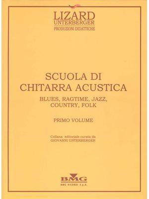 SCUOLA DI CHITARRA ACUSTICA PRIMO VOLUME