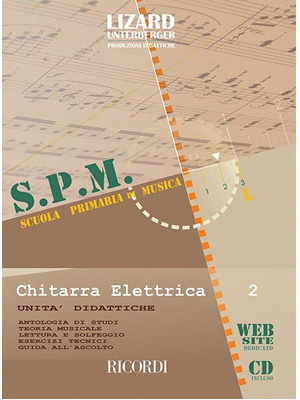 S.P.M. Chitarra Elettrica Vol. 2