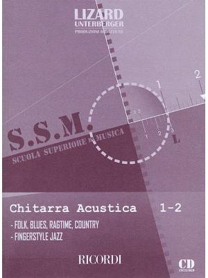 S.S.M. Chitarra Acustica Vol. 1 - 2