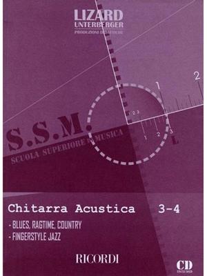 S.S.M. Chitarra Acustica Vol. 3 - 4