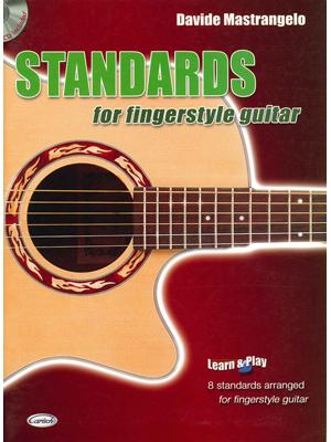 STANDARDS FOR FINGERSTYLE GUITAR