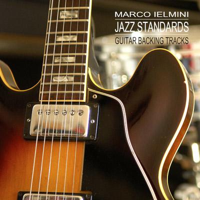 Jazz Standards Guitar Backing Tracks