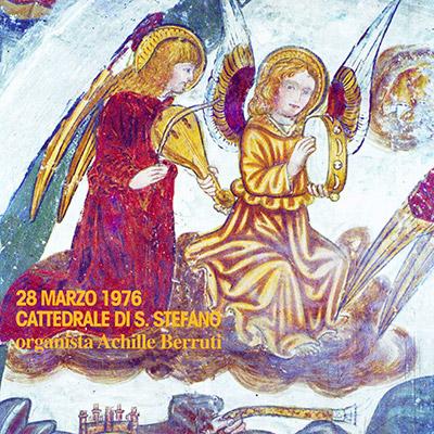 28 Marzo 1976 Cattedrale di S. Stefano